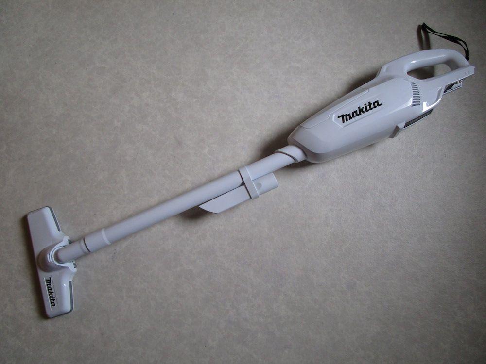 マキタ コードレス掃除機(CL107FDSHW)