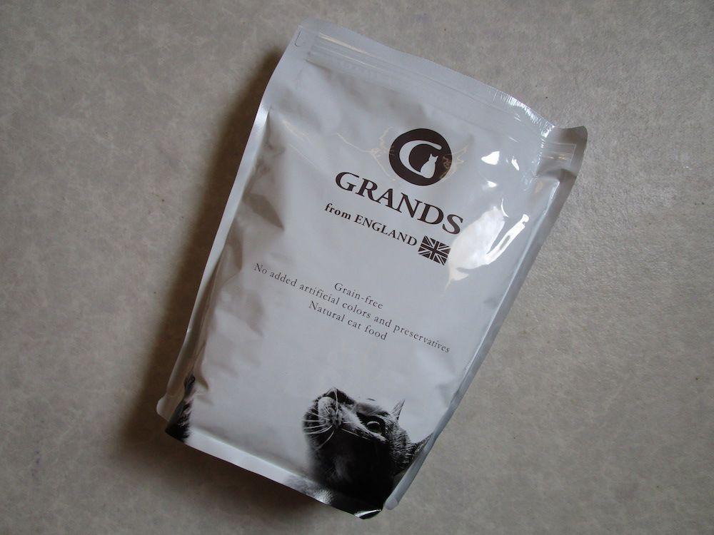 GRANDS(グランツ)キャットフード